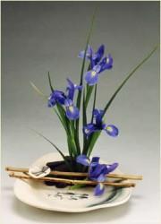 pond ikebana